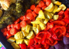 Rainbow Vegetables Recipe – Easy Healthy Oven Roasted ...