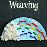 Rainbow Weaving Art · The Typical Mom