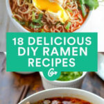 Ramen Recipes, Ramen And Noodles On Pinterest