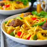 Rasta Pasta Recipe | Cilantro And Citronella