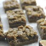 Raw Fig Bars - The Healthy Maven