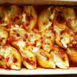 Recipe: Baked Stuffed Shells – CBS News