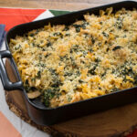 Recipe: Chicken & Kale Casserole With Cheddar Sauce …