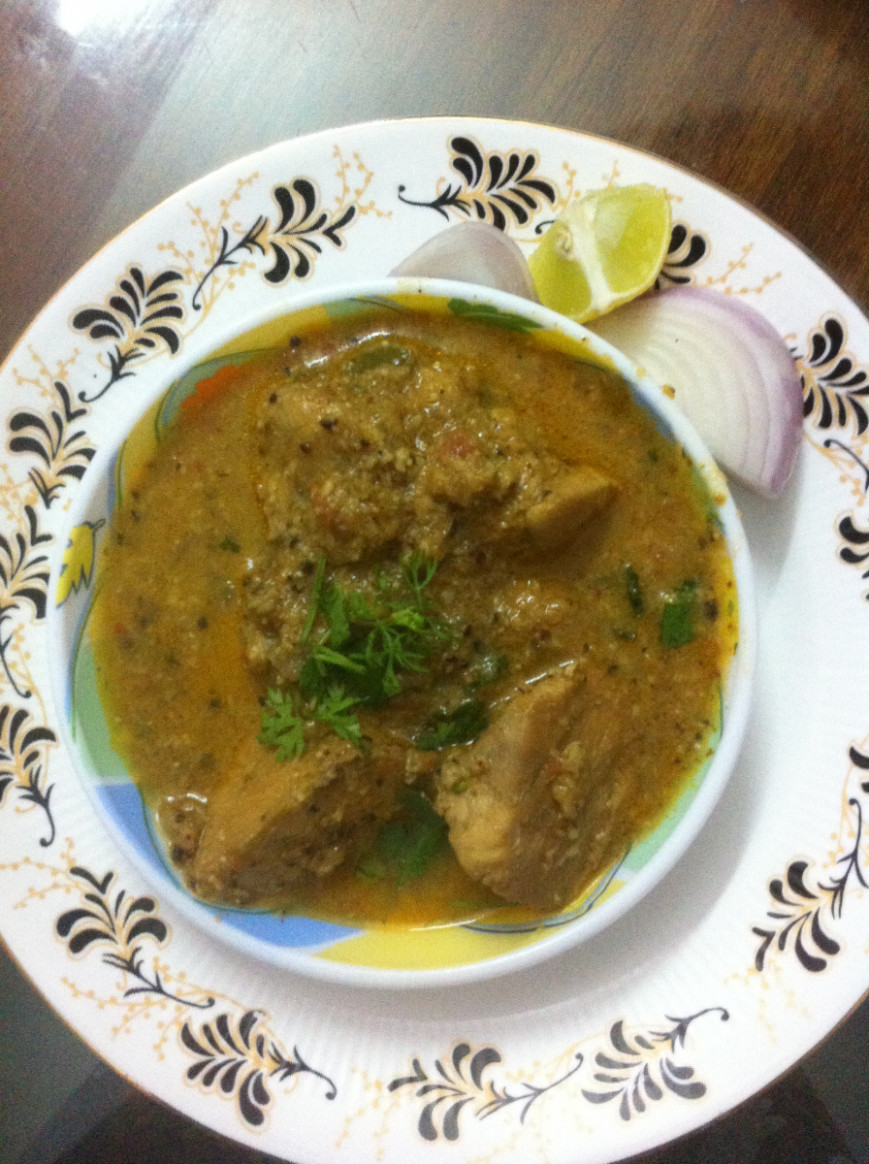 Recipe: Chicken Xacuti (Sagoti) | nitaliblogs