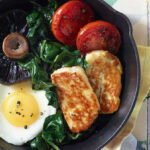 Recipe: Classic Fry Up With A Halloumi Twist | Sainsbury's