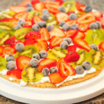 Recipe: EASY & Kid-friendly Dessert Fruit Pizza! - Sippy ...