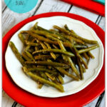 Recipe for Slow Cooker Fresh Garlic Green Beans - 365 Days ...
