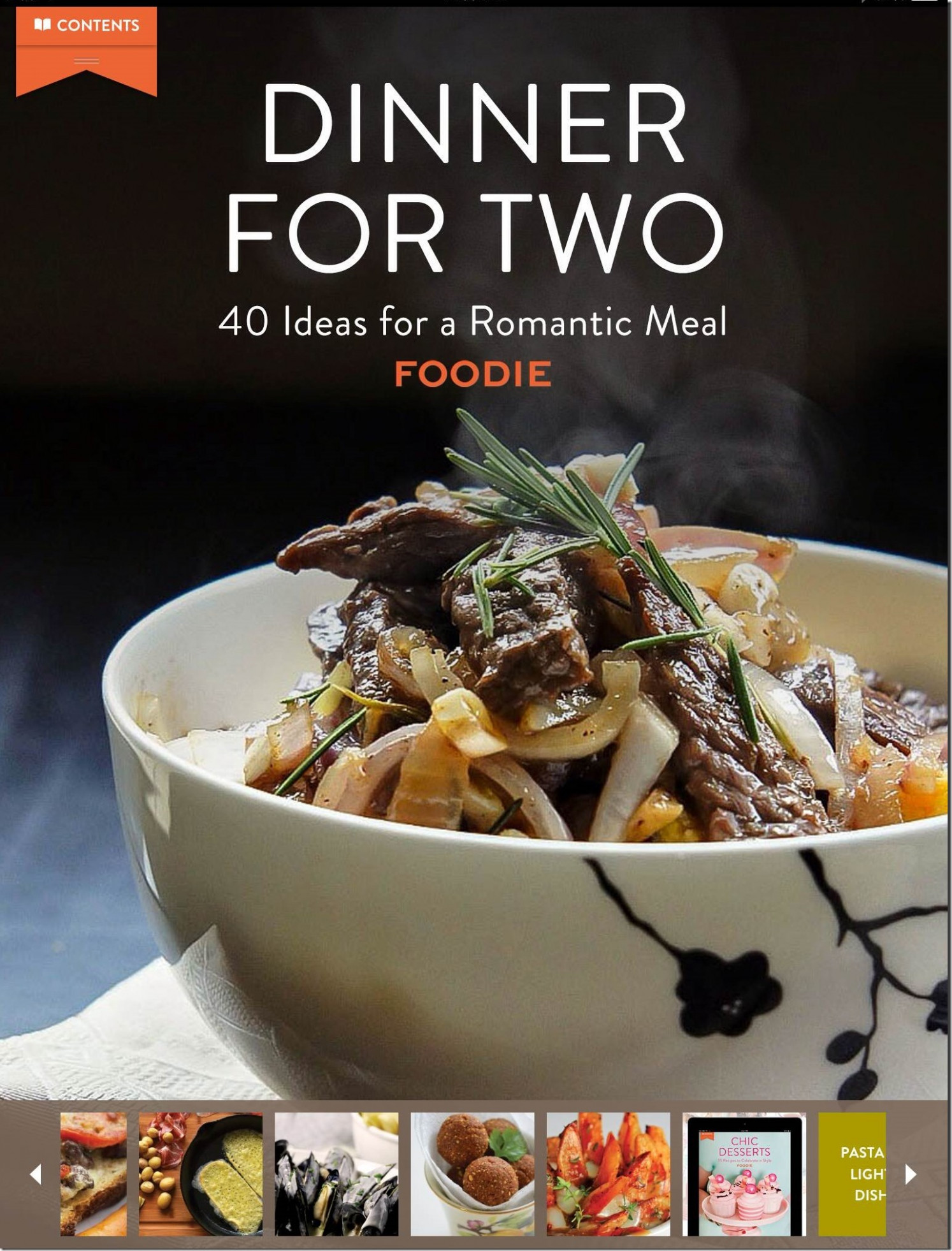Recipe Ideas for Valentines Day| Romantic Meal Ideas for Two ...