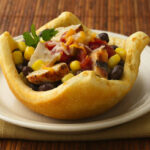 RECIPE: Mexican Chicken Pot Pies In Crescent Bowls