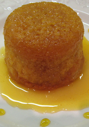 Recipe Microwave Golden Syrup Pudding - mydish