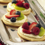 Recipe: Mini Fruit Pizzas