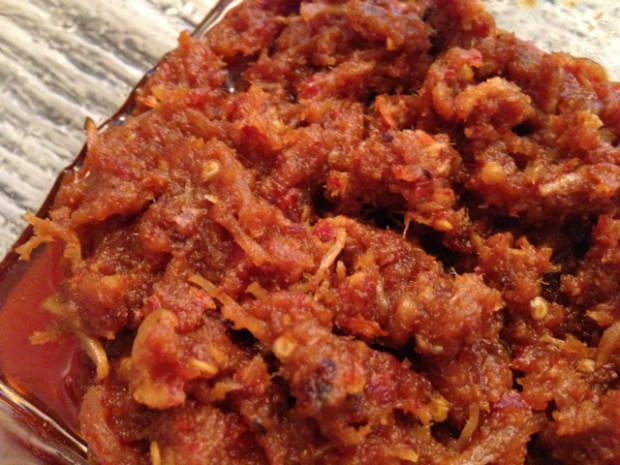 Recipe: XO Sauce with the Thermomix | Pingheng 平衡