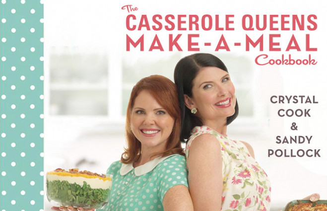 Recipes from The Casserole Queens Make-a-Meal Cookbook ...