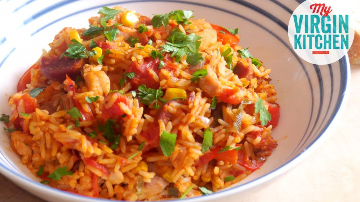 Recipes Jambalaya