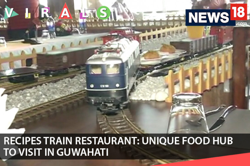 Recipes Train Restaurant: Unique Food Hub To Visit In Guwahati