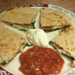 Redi Set Go Turkey, Pepperoni Quesadilla - BigOven