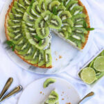 Refreshing Kiwi Coconut Tart | Recipe | Summer, Coconut …