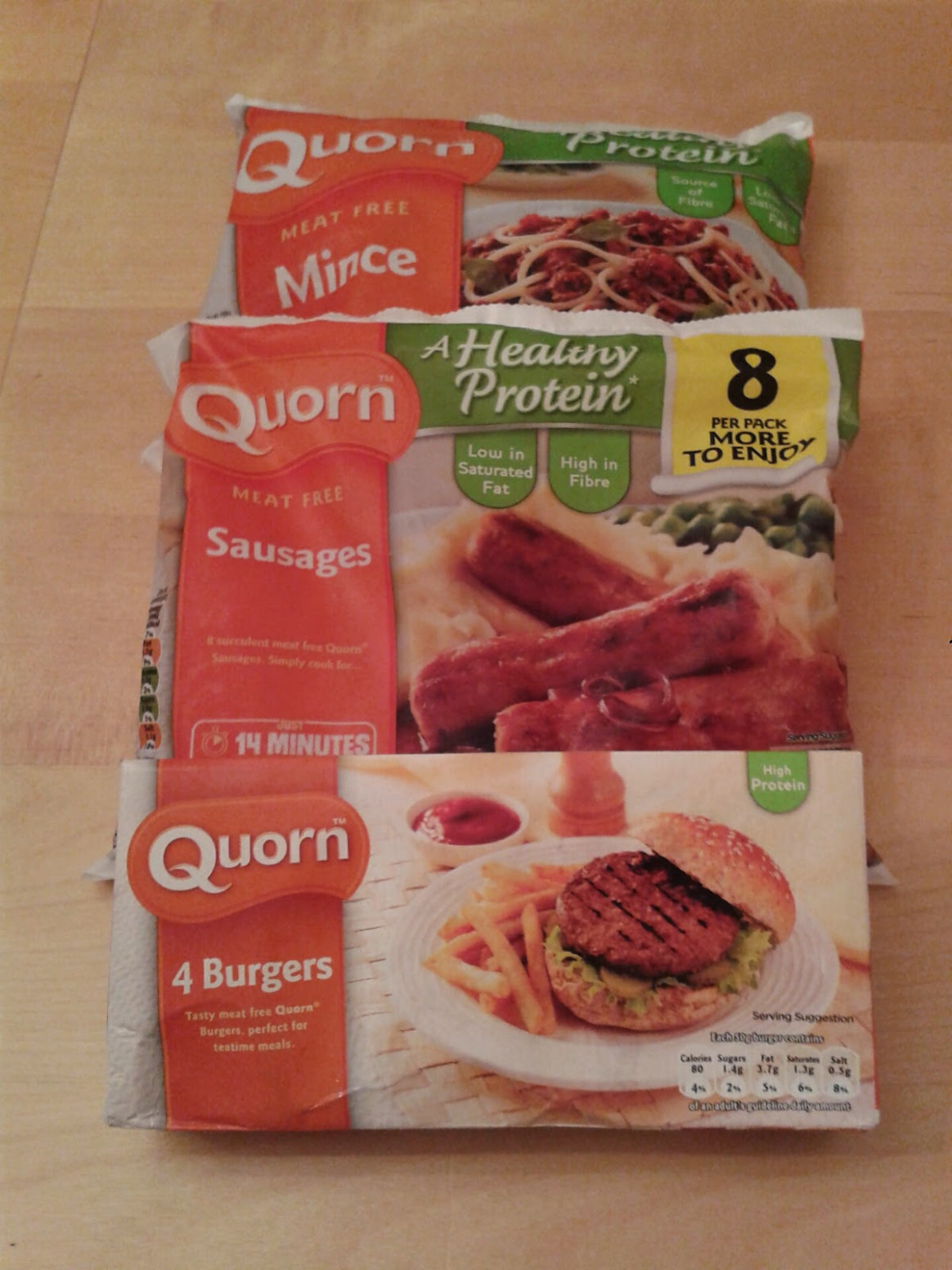 Review: A Star Is Quorn