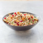 Rice And Pasta Pilaf With Pomegranate And Walnuts | Cook's …