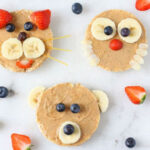 Rice Cake Animals - My Fussy Eater | Easy Kids Recipes