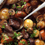 Rich Beef Casserole Recipe | FOOD TO LOVE
