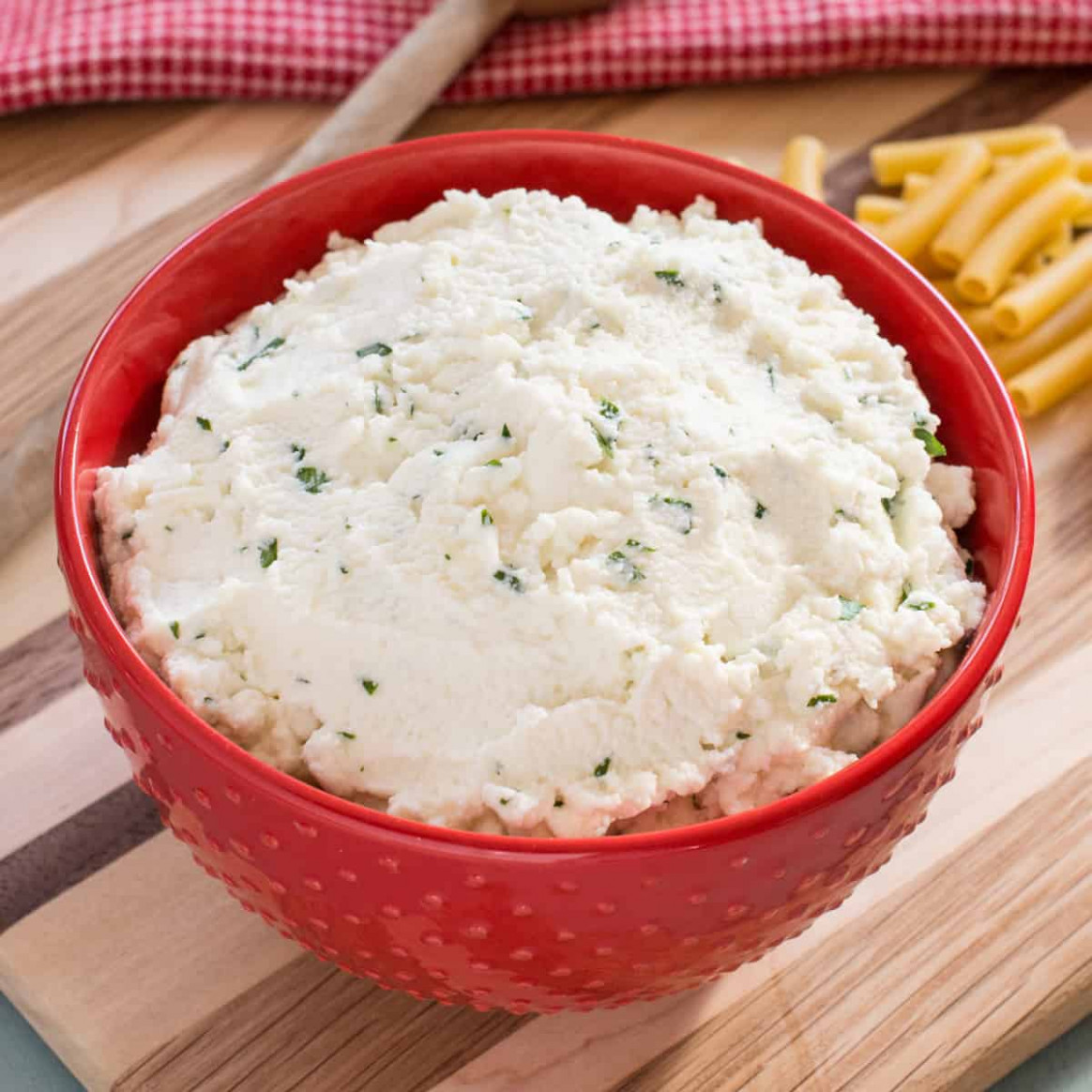 Ricotta Cheese Mixture with Video - Cheese Filling for ...