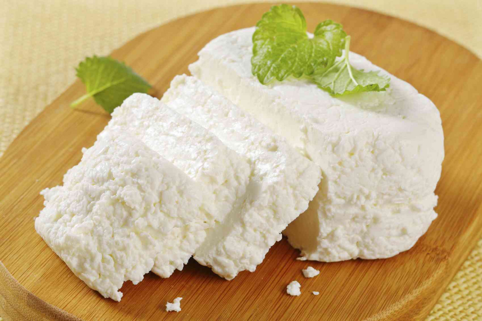 Ricotta Cheese Recipe — Dishmaps