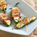 Ridiculously Easy Bacon Wrapped Jalapeno Poppers Recipe