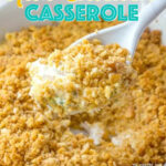 RITZ CHICKEN CASSEROLE (+Video) | The Country Cook