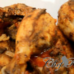 Roast Chicken Pieces Recipe In The Oven (Jamaican & Caribbean Chef) |  Recipes By Chef Ricardo