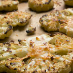 Roasted Cauliflower 'steaks'