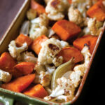 Roasted Cauliflower, Onions, And Sweet Potatoes …
