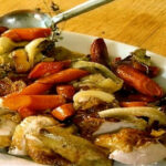 Roasted Chicken Jus | Recipes | Food Network UK