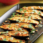 Roasted Eggplant With Chiles, Peanuts & Mint – Recipe …