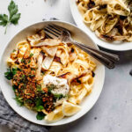 Roasted Fennel Pasta with Ricotta | Platings + Pairings