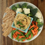Roasted Garlic Hummus Recipe – EatingWell