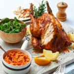 Roasted Guinea Fowl With Romesco Recipe | BBC Good Food