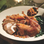 Roasted Pheasant With Wheat Berry Salad Recipe – EatingWell