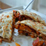 Roasted Vegetable Quesadilla Casserole – The Guiltless Life