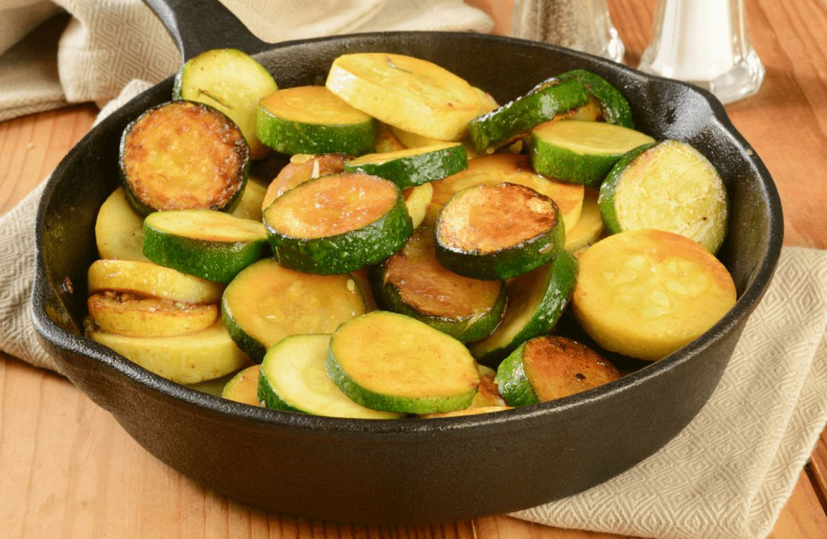 Roasted Zucchini and Yellow (Summer) Squash Recipe ...