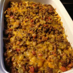 Rons Easy Low Sodium Mexican Casserole – I Help C