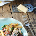 Rustic Chicken And Chorizo Pasta