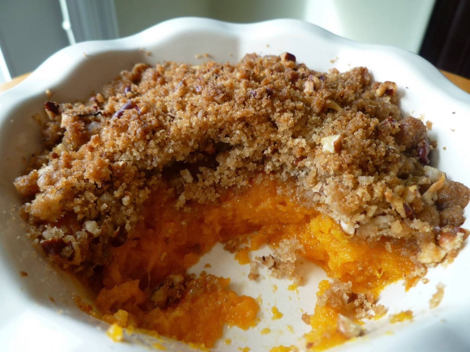 RUTH'S CHRIS SWEET POTATO CASSEROLE - Susan Recipes