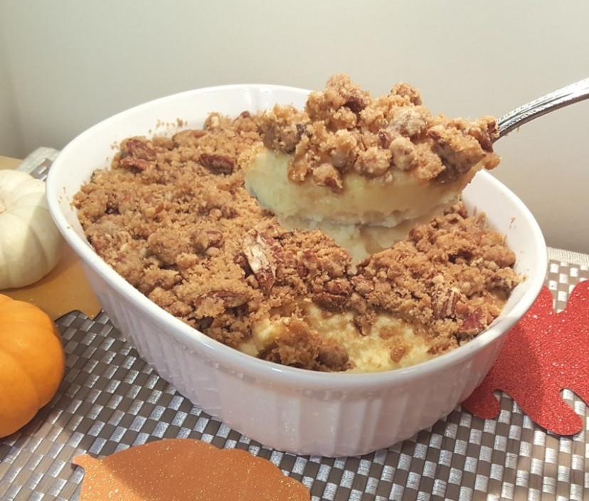 Ruth's Chris Sweet Potato Casserole (Pressure Cooker …