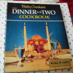 SALE Vintage Betty Crocker Dinner For Two Cookbook By …