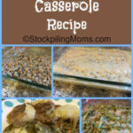 Salisbury Steak Casserole Recipe