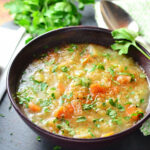 Sauerkraut Vegetable Kapusniak Soup – Everyday Healthy Recipes