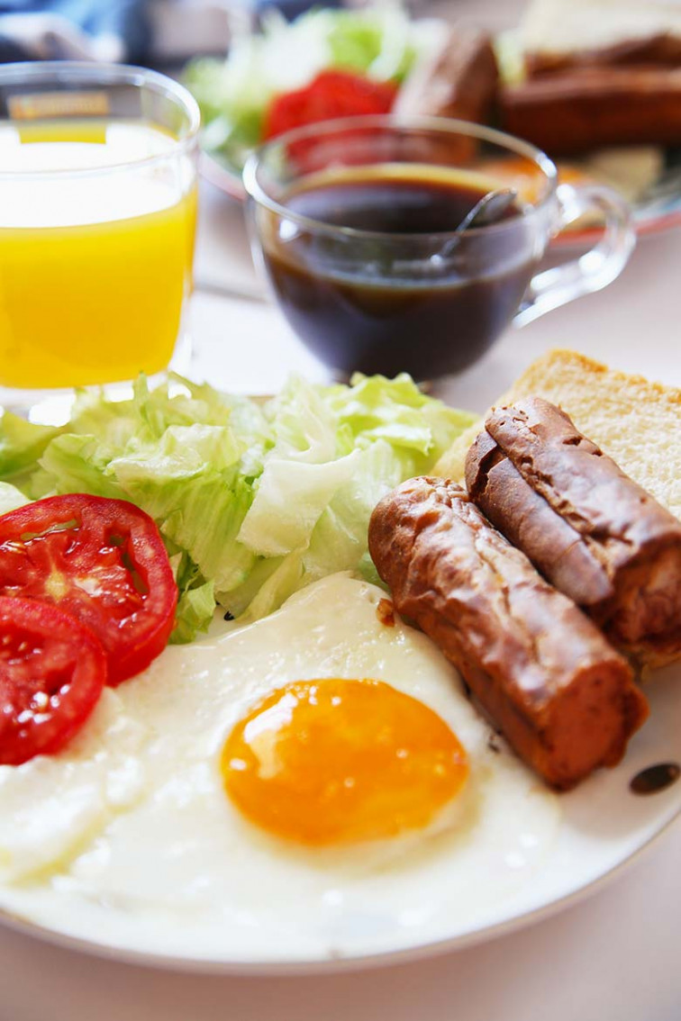 Sausage and Egg Recipe
