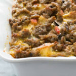 Sausage Breakfast Casserole Recipe | SimplyRecipes