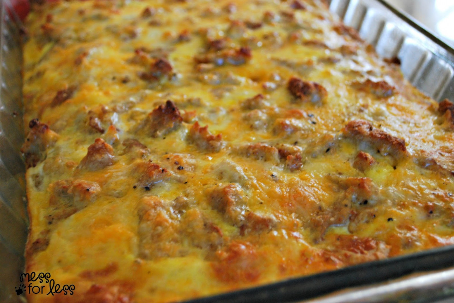 Sausage, Egg And Biscuit Breakfast Casserole – Food Fun …
